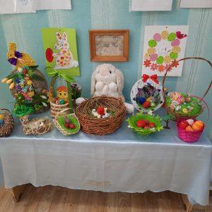 Expoziții consacrate Sărbătorilor de Paște
